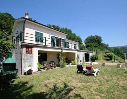 Villa Vendita Mele Via Ronco Mele