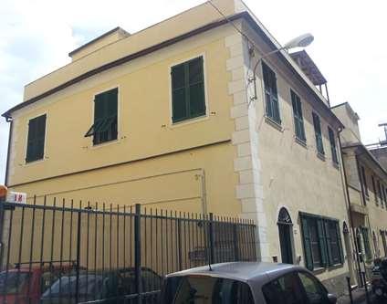 Appartamento Vendita Genova Via Canobbio Sestri Ponente