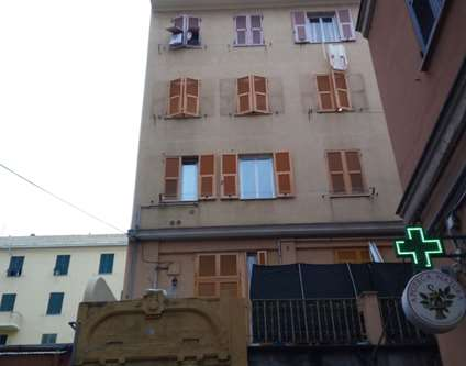 Appartamento Vendita Genova Ge Sampierdarena Via Cassini  Ge Sampierdarena