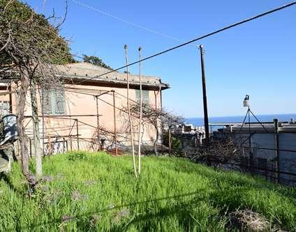 Casa Indipendente Vendita Genova Via al Santuario delle Grazie 21 Voltri