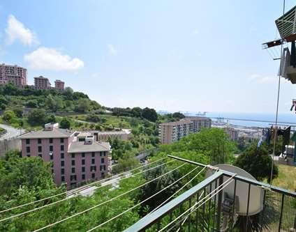 Appartamento Vendita Genova Via Salvemini Palmaro