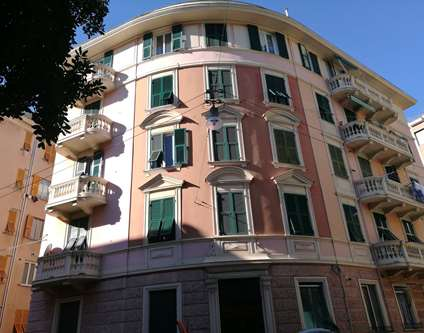 Appartamento Vendita Genova Ge -Sestri Via D'Acquino Ge-Sestri