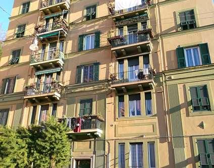 Appartamento Vendita Genova Via GB Monti Ge Sampierdarena