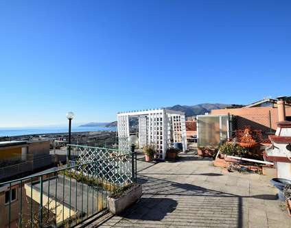 Appartamento Vendita Genova Via Triora 5 Palmaro