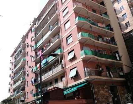 Appartamento Vendita Genova Oregina via del Lagaccio Oregina vicinanze ufficio postale