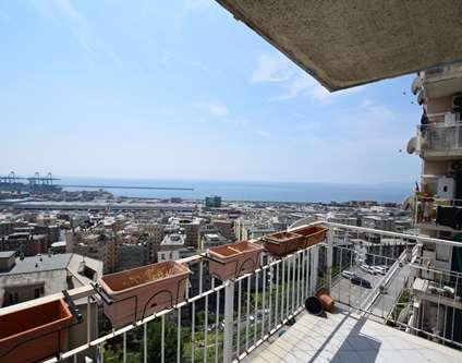 Appartamento Vendita Genova Via Montanella Palmaro