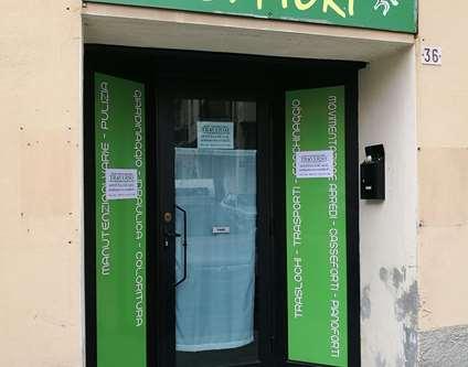 Negozio Affitto Genova Via Gino Capponi 36 r. Sestri Ponente