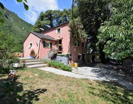 Casa Indipendente Vendita Genova Via Brusinetti Fabbriche