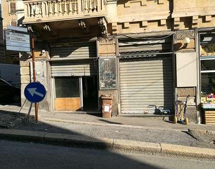 Negozio Vendita Genova Viale Canepa 25 rosso Ge-Sestri