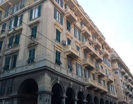 Appartamento Vendita Genova Ge Sampierdarena Via Buranello Ge Sampierdarena