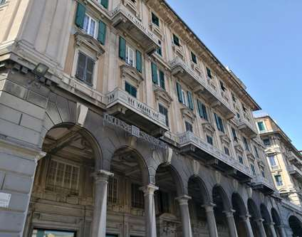 Appartamento Vendita Genova P.zza VittorioVeneto Via Dondero Ge Sampierdarena