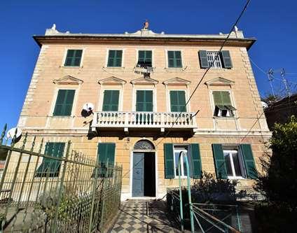 Appartamento Vendita Genova Via Serrea Voltri