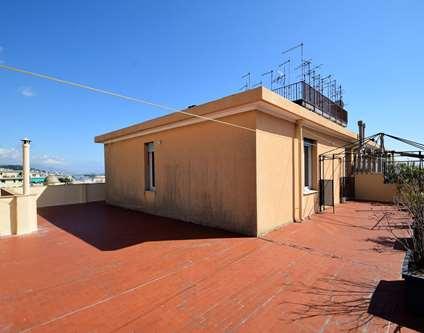 Attico Vendita Genova Via Cervo Voltri