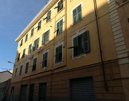 Appartamento Vendita Genova Via Bertolotti 18 Cornigliano centro