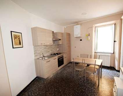 Appartamento Affitto Genova Vico del Granaio Voltri