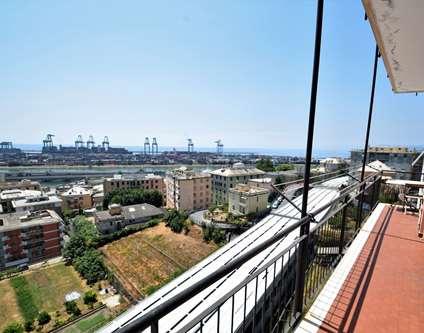 Appartamento Vendita Genova Via Villini Pra'