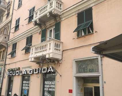 Appartamento Affitto Genova Ge- Sampierdarena Via Cantore 18 Sampiierdarena centrale