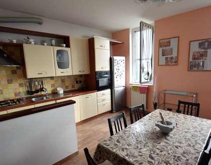 Appartamento Vendita Genova Via Cravasco Pra'