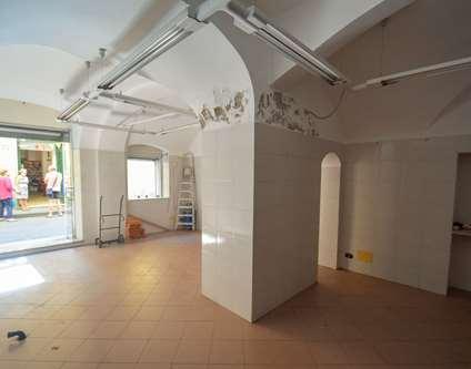 Negozio Affitto Genova Via Fra' Simone da Carnoli Voltri