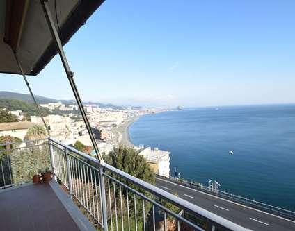 Appartamento Affitto Genova via Romana di Voltri Crevari