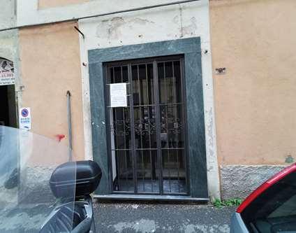 Locale Commerciale Vendita Genova Ge-Sestri ponente Via Capponi 7 rosso Ge-Sestri