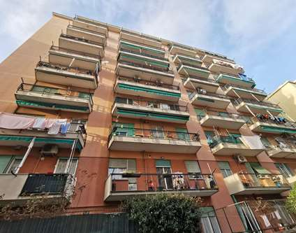 Appartamento Vendita Genova Ge Sampierdarena C.so Magellano Ge-Sampierdarena