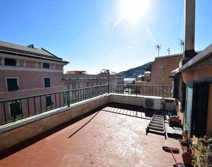 Attico Vendita Genova via Verità Voltri