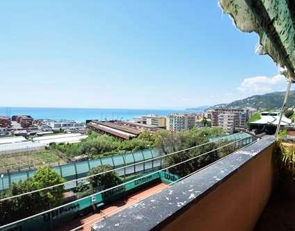 Appartamento Vendita Genova Via Cravasco Palmaro