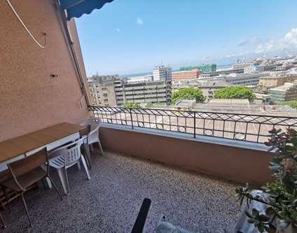 Appartamento Vendita Genova Ge-Sestri ponente Via Lodovico Calda 9 Ge-Sestri