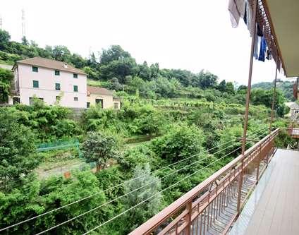 Appartamento Affitto Mele Via Barasino Fondocrosa
