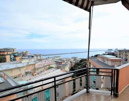 Appartamento Vendita Genova Via Laviosa 14 Laviosa