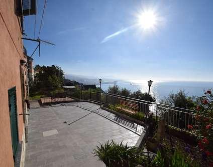 Appartamento Vendita Genova Via Giacomo Canepa 44 Crevari