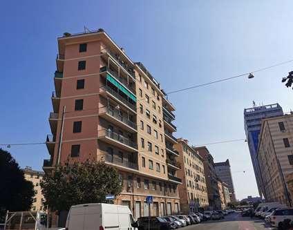 Appartamento Vendita Genova GE Sampierdarena P.zza Barabino 10 Ge-Sampierdarena